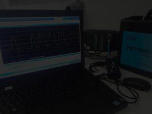 Diagnostyka sieci przemysłowych Profibus - Gliwice